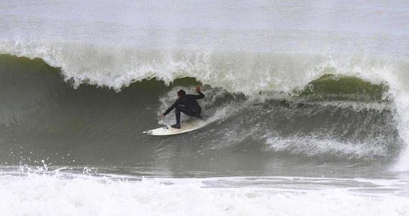 Surf en mediterranée - Palavas les flots