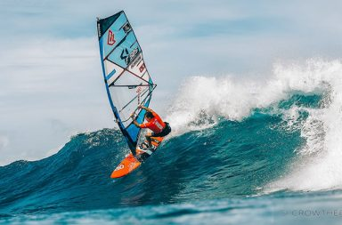 interview Alex grand guillot windsurf