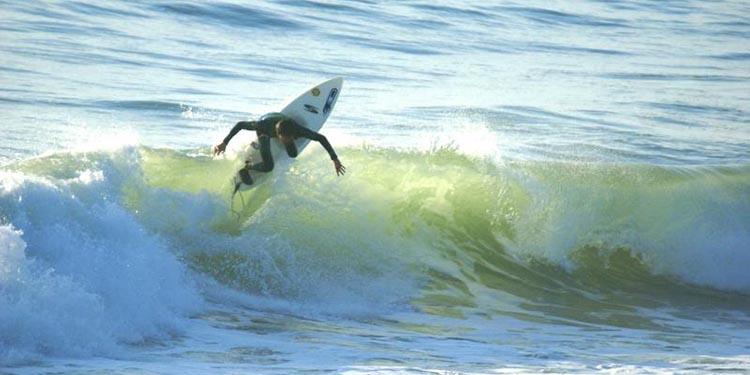 spot surf vendée