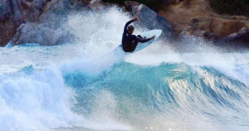 Faire du Surf sur la Costa del Sol