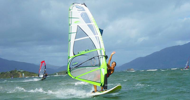 Windsurf en Nouvelle-Caledonie
