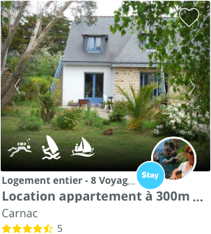 logement windsurf france