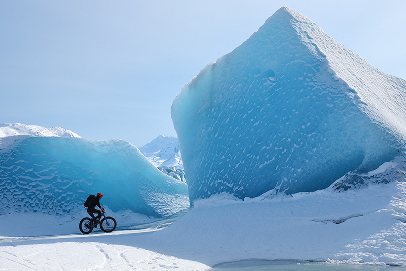 VTT glaciers