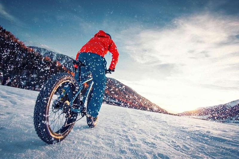 fat biking