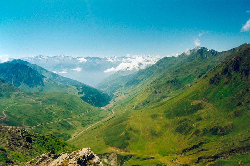 Le Pic du Midi depuis le col du Tourmalet, la rando des chevronnés