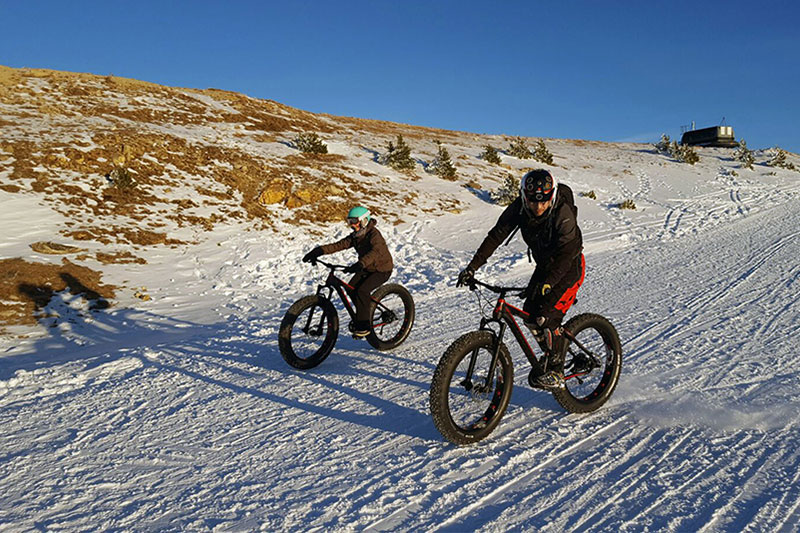 Fat Bike Ax 3 domaines