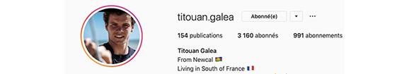 Instagram Titouan Galea
