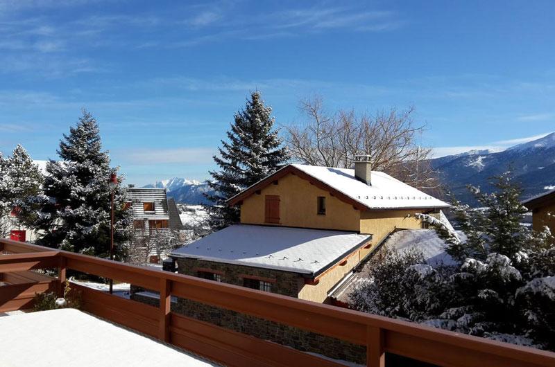Logement Font Romeu au plus près des spots de ski freeride hors piste