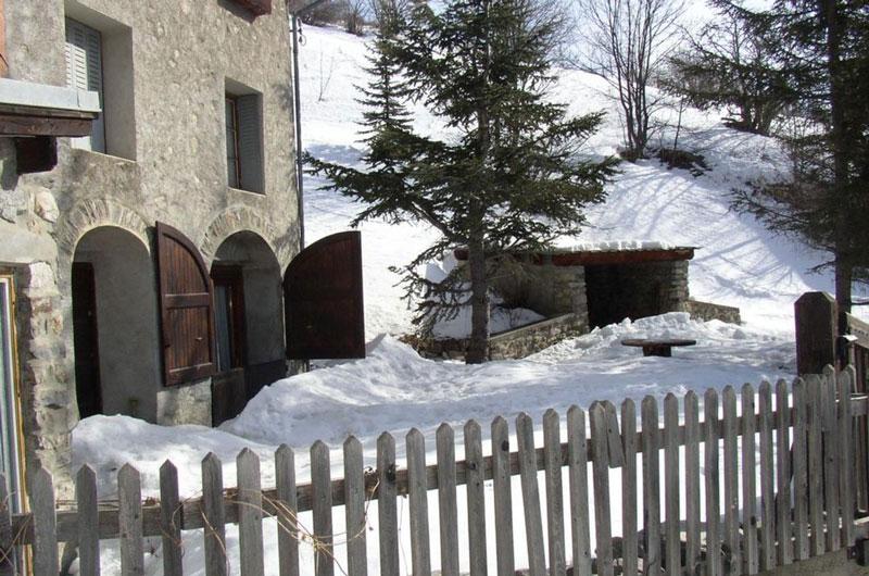 Logement à La Grave au plus près des spots de ski freeride hors piste