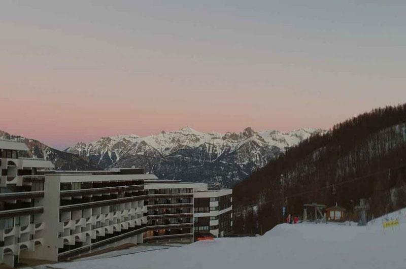 Logement à Puy Saint Vincent au plus près des spots de ski freeride hors piste