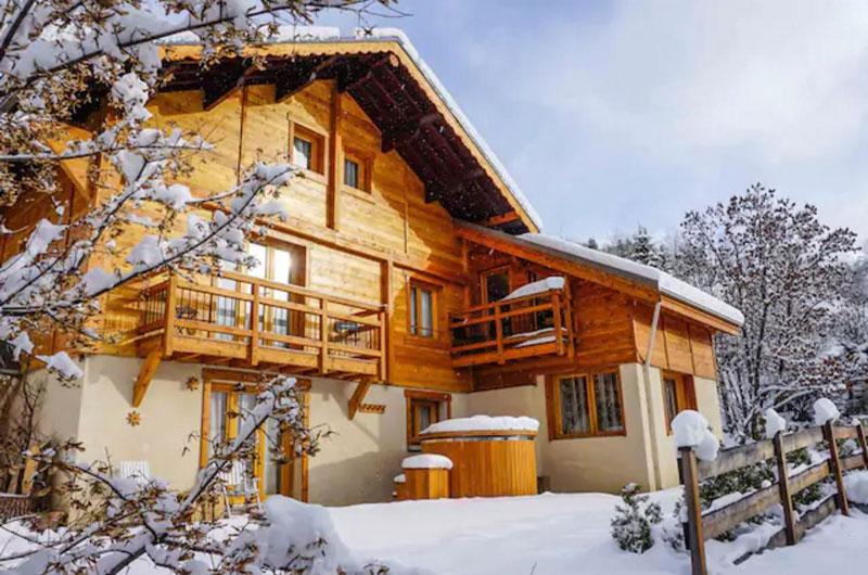 Logement à Serre Chevalier au plus près des spots de ski freeride hors piste