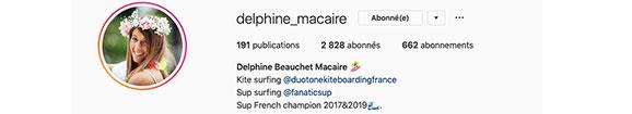 Insta Delphine Macaire