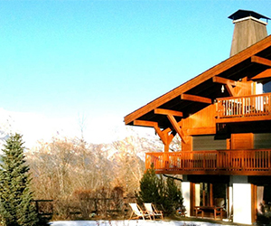 Logement spot ski Megève