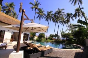 Logement situé à Bali