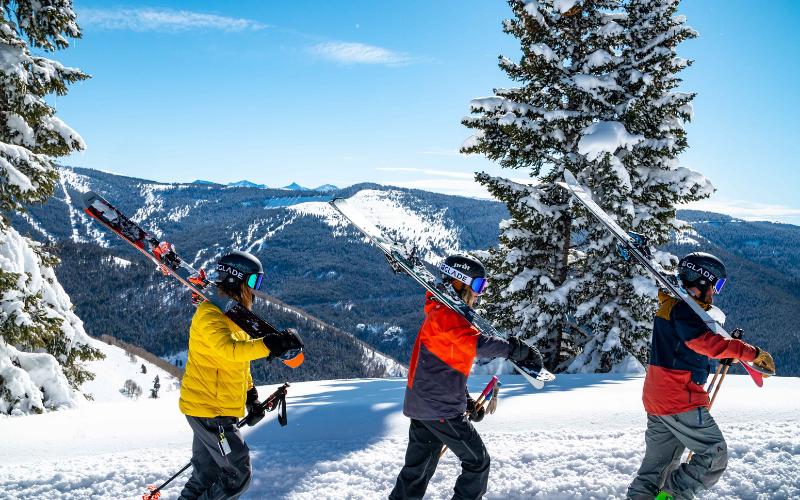 skier pas cher