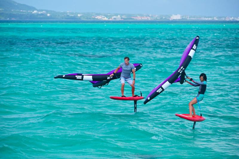 Le Wing Foil 5 Conseils Pour Debuter Avec Titouan Galea Pro Rider F One
