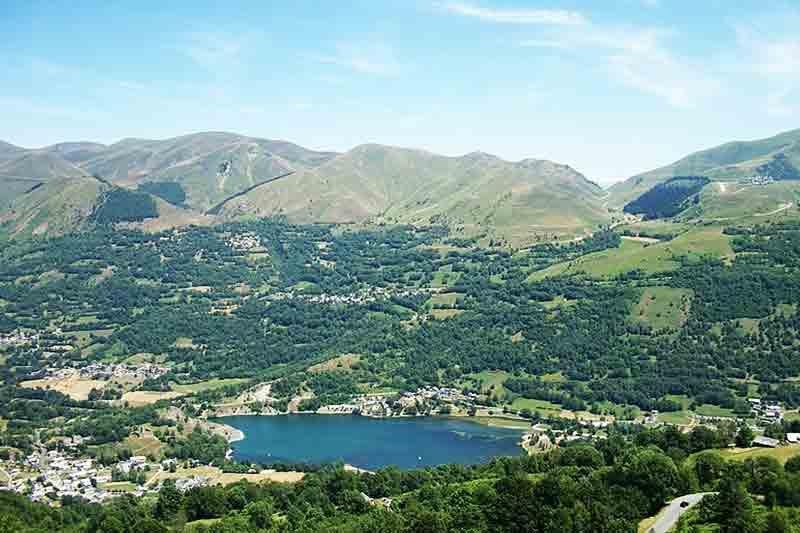 Lac de montagne Savoir - Lac de Génos Loudenvielle