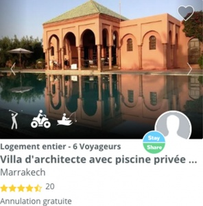 logement kite maroc