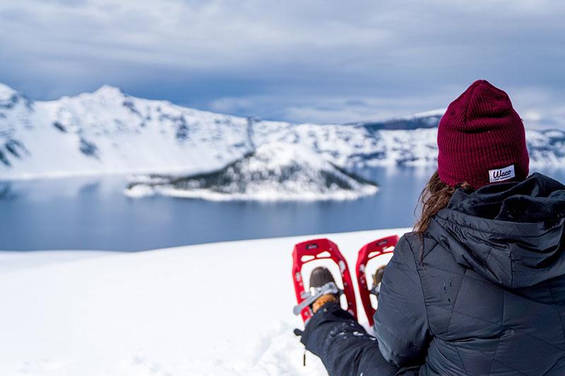 randonnée lac de montagne