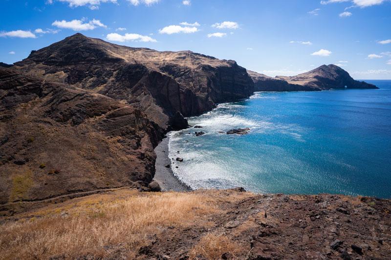 Spots de surf à Madeira
