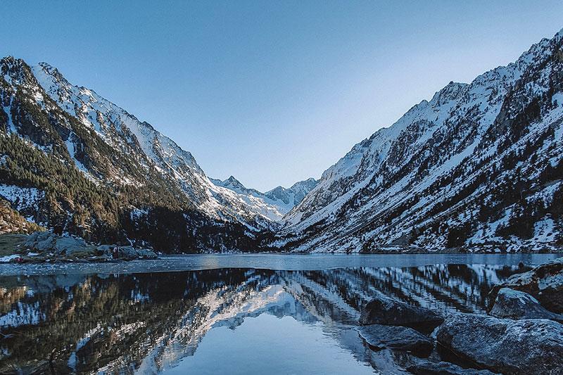 rando lacs de montagne