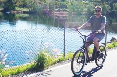 Canal de Nantes à brest à vélo