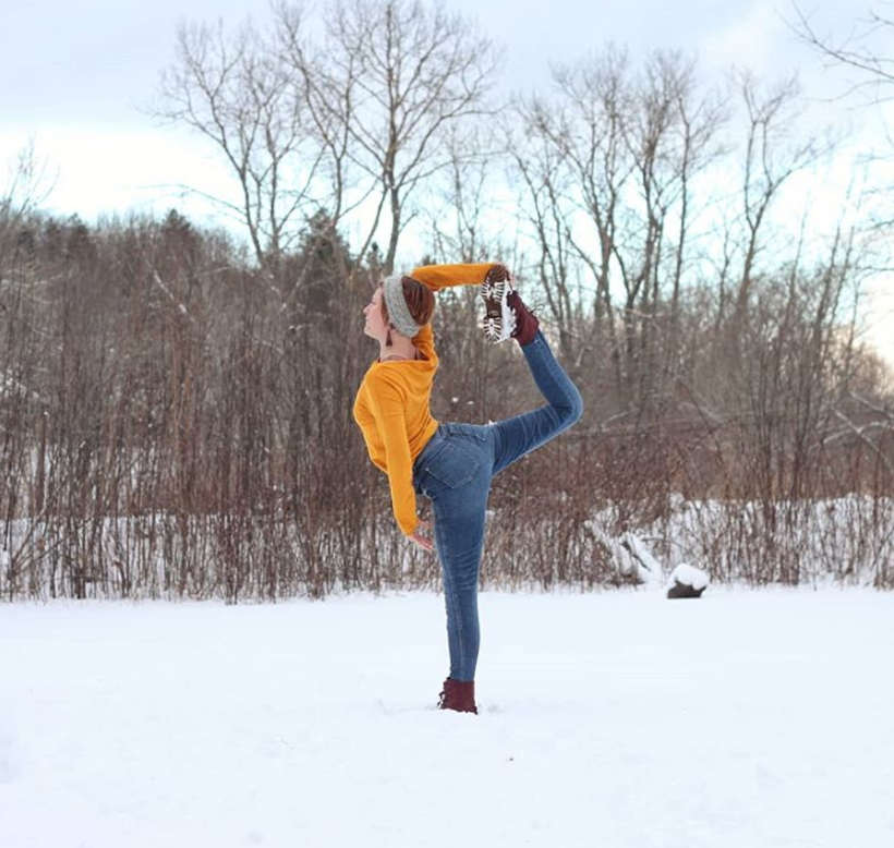 yoga montagne posture