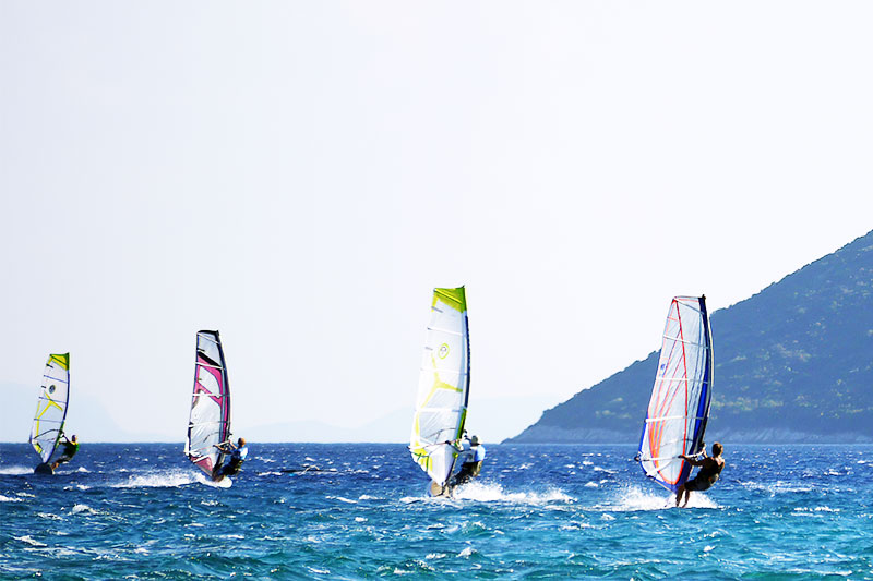 planche à voile windsurf