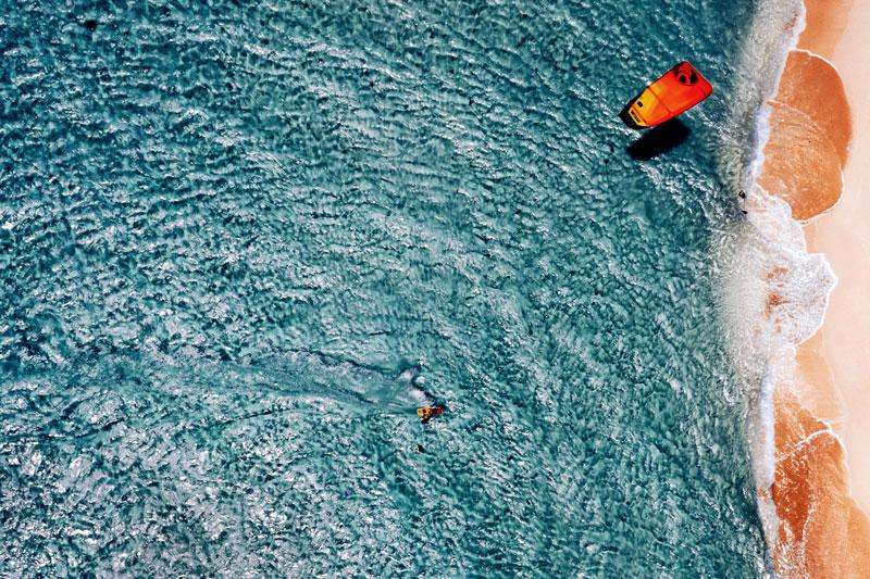 Bien choisir son aile de kitesurf