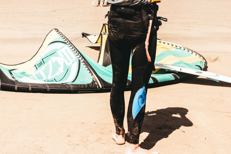 Comment choisir son aile de kitesurf