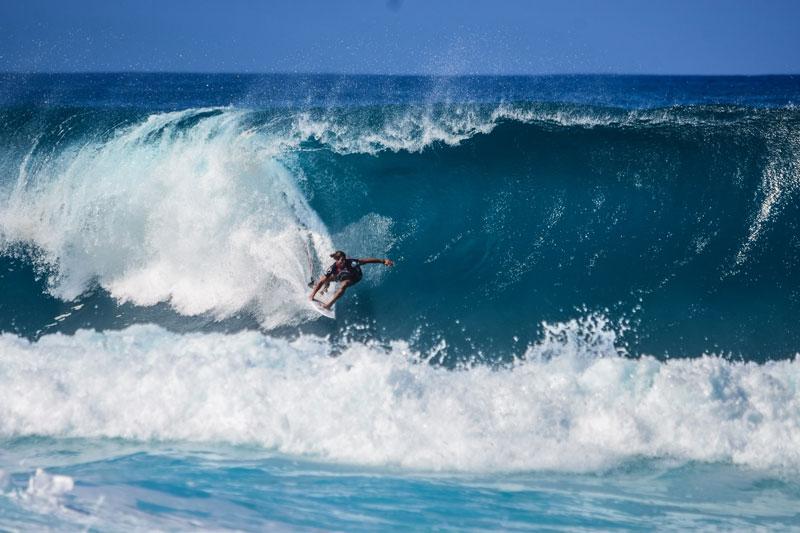 spot de surf barre d'etel Morbihan