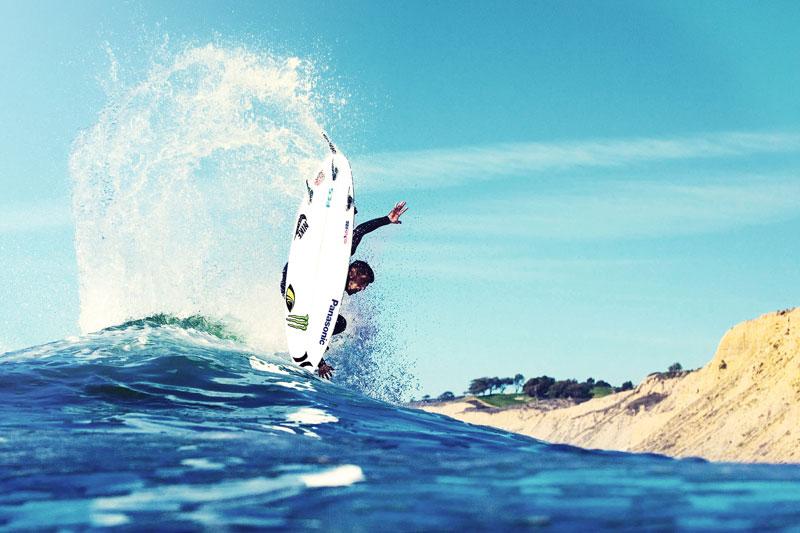 Meilleurs spots de surf en Haute-Normandie