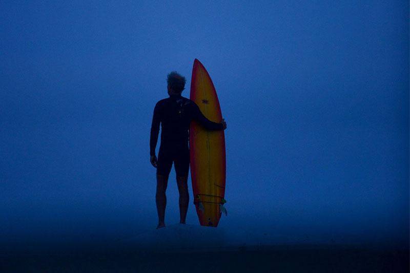 surfer de nuit