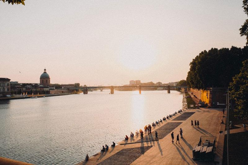Où faire du SUP sur Toulouse ?