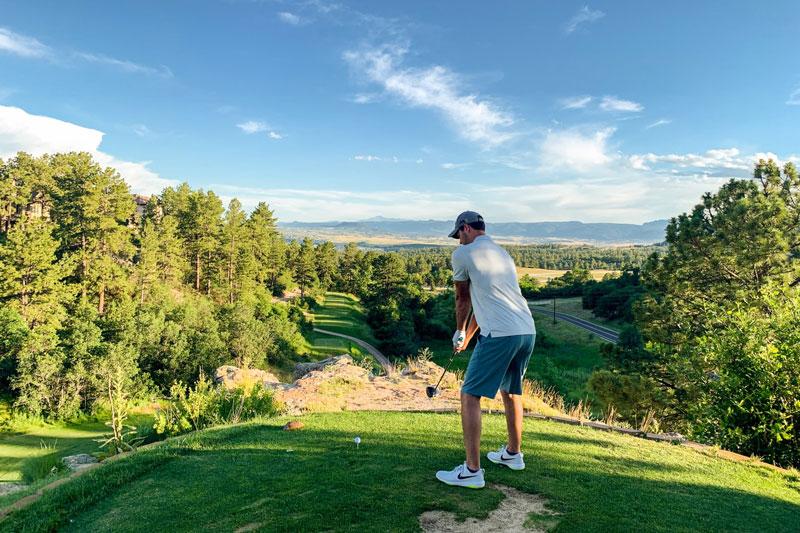 golf en dordogne