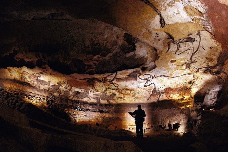 activité préhistorique en dordogne