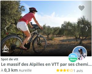 spot vtt Aureille