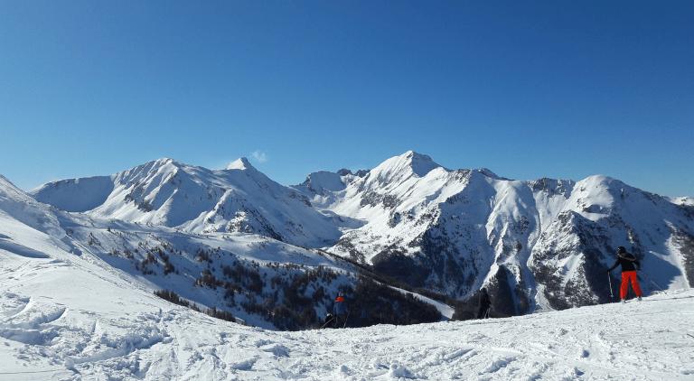station ski pyrénées
