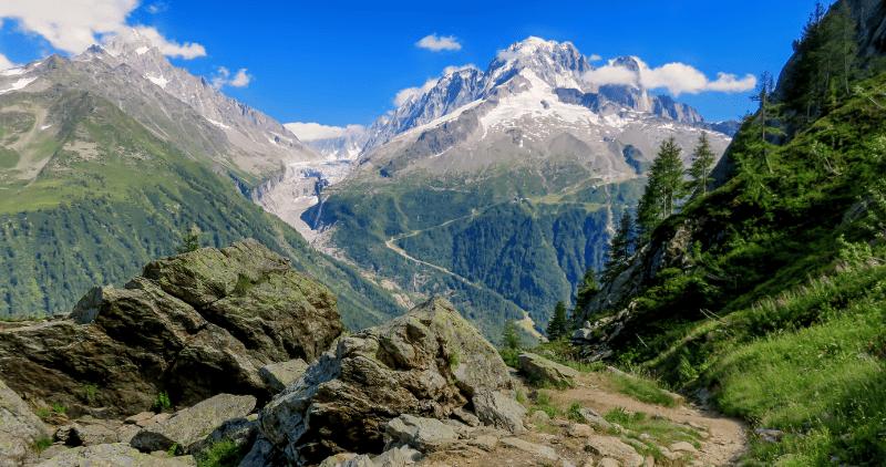 meilleures destinations montagne été