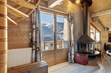 location chalet morzine