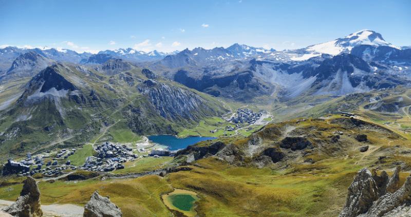 vacances en montagne alpes
