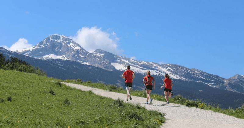 station de trail rhone alpes