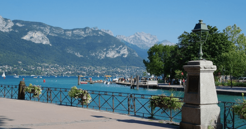 montagne a Annecy