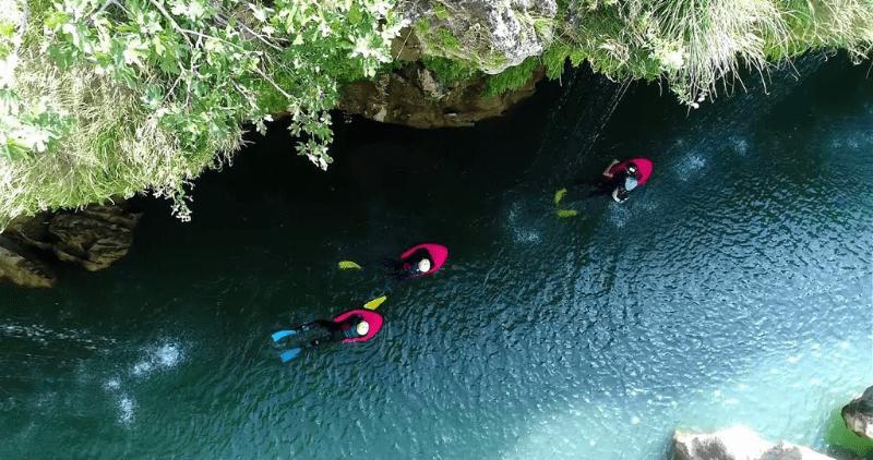 hydrospeed gorges de l'hérault