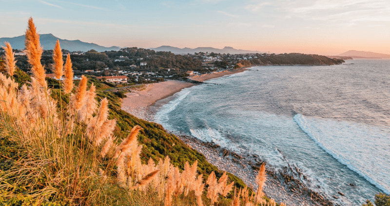 pays basque paysage
