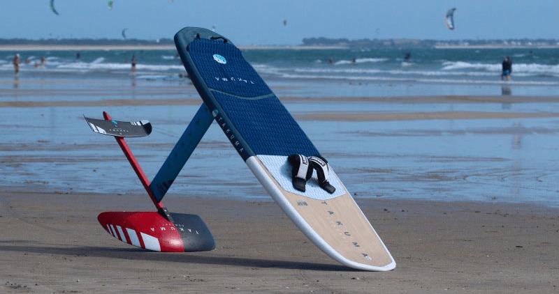 planche de kitefoil