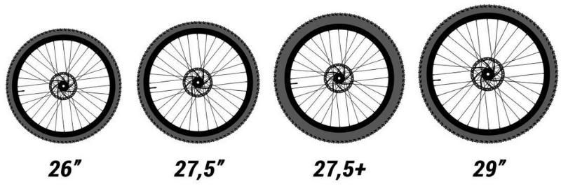 taille de roues