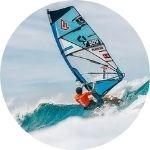 Alexandre Grand-Guillot - Windsurf
