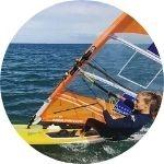 Delphine Jariel - Windsurf