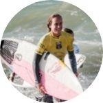Justine Dupont - Surf